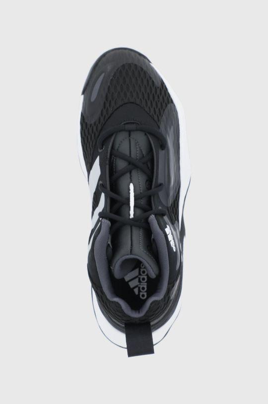 negru adidas Performance - Pantofi Exhibit