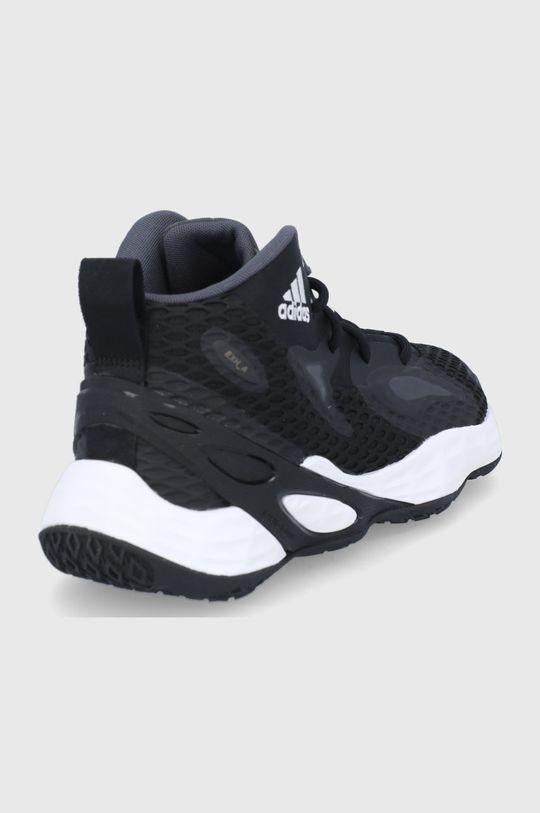 adidas Performance - Υποδήματα Exhibit A Mid  Πάνω μέρος: Συνθετικό ύφασμα, Υφαντικό υλικό Εσωτερικό: Υφαντικό υλικό Σόλα: Συνθετικό ύφασμα