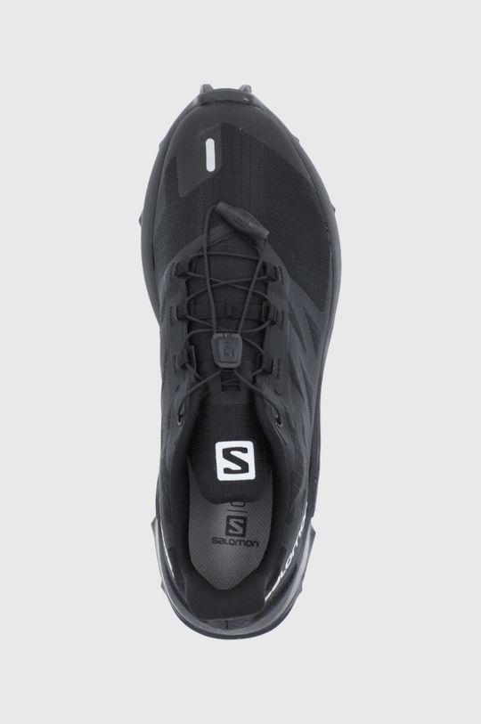 μαύρο Salomon - Υποδήματα Supercross