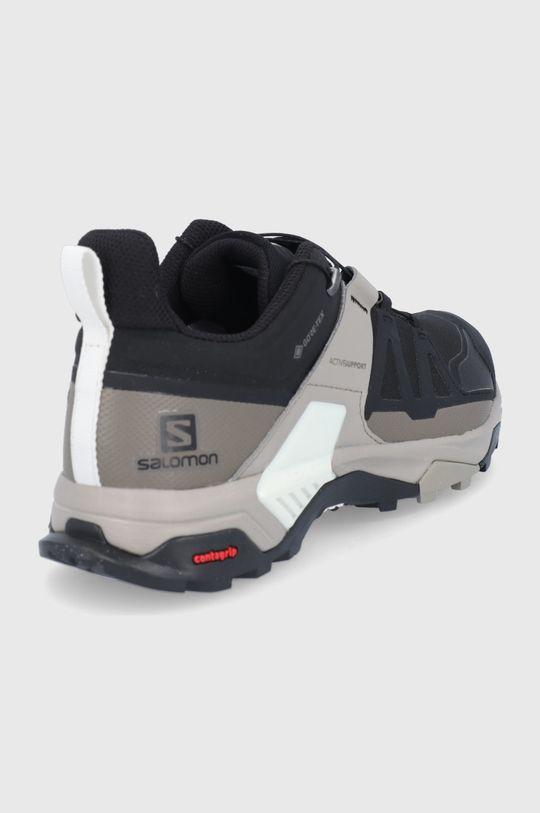 Salomon - Υποδήματα X Ultra 4 GTX  Πάνω μέρος: Συνθετικό ύφασμα, Υφαντικό υλικό Εσωτερικό: Συνθετικό ύφασμα, Υφαντικό υλικό Σόλα: Συνθετικό ύφασμα