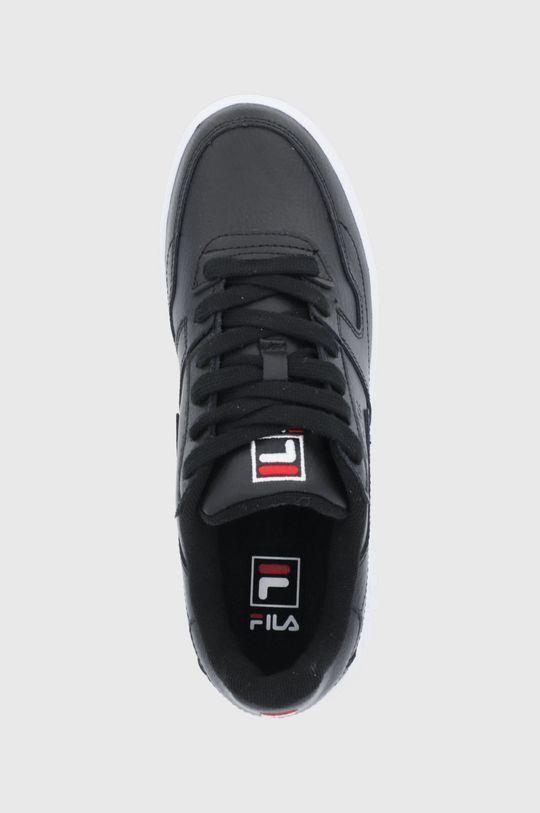 czarny Fila - Buty skórzane FXVentuno Low