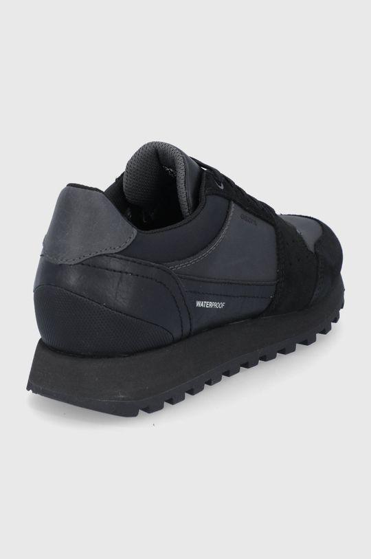 Geox - Pantofi  Gamba: Material sintetic, Piele intoarsa Interiorul: Material textil Talpa: Material sintetic