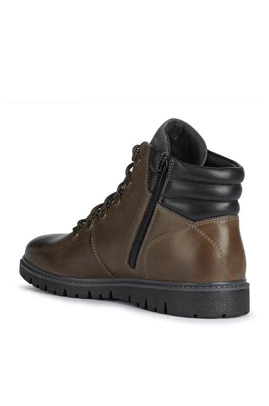 Geox - Δερμάτινα παπούτσια  Πάνω μέρος: Φυσικό δέρμα Εσωτερικό: Συνθετικό ύφασμα, Υφαντικό υλικό Σόλα: Συνθετικό ύφασμα