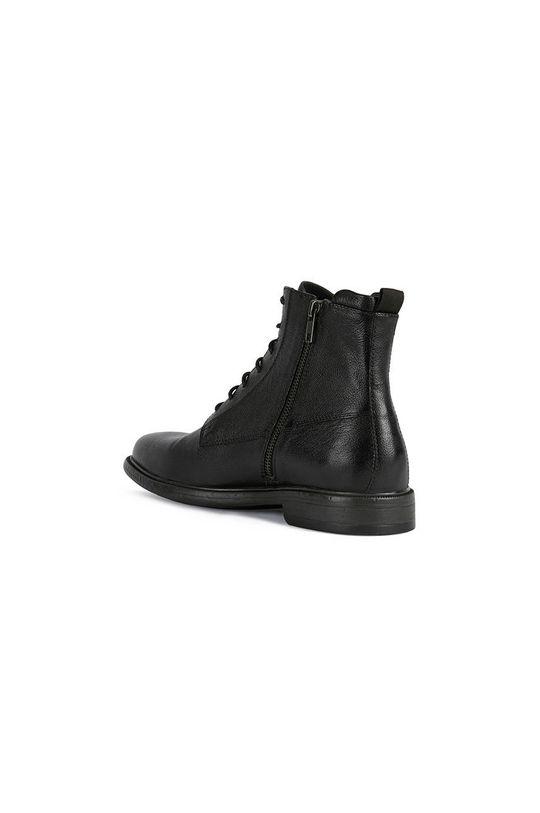 Geox - Kožené topánky  Zvršok: Prírodná koža Vnútro: Textil, Prírodná koža Podrážka: Syntetická látka