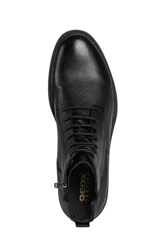 Geox - Kožené topánky Pánsky