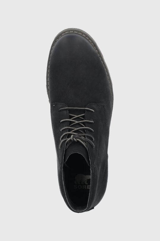 czarny Sorel - Buty zamszowe Madison II Chukka