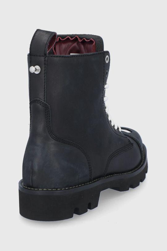 Diesel - Kožené boty  Svršek: Přírodní kůže Vnitřek: Textilní materiál, Přírodní kůže Podrážka: Umělá hmota