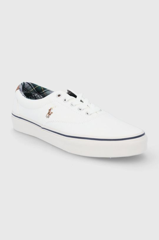 Polo Ralph Lauren - Tenisówki biały