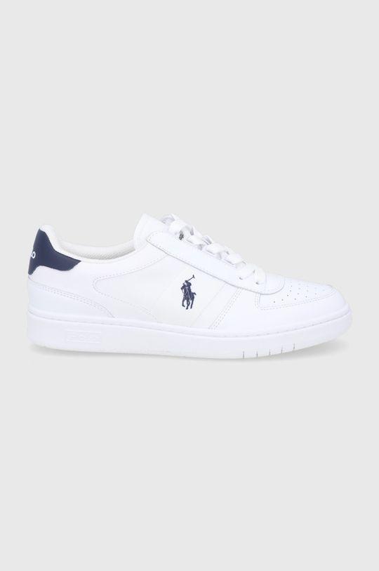 biały Polo Ralph Lauren - Buty Męski