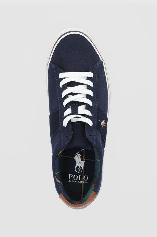 granatowy Polo Ralph Lauren - Buty Sayer