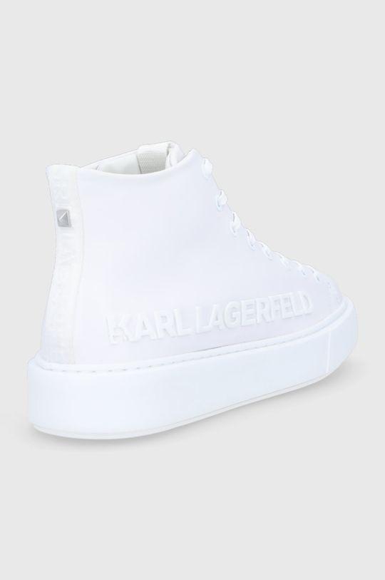 Karl Lagerfeld - Buty skórzane Cholewka: Skóra, Wnętrze: Materiał syntetyczny, Podeszwa: Materiał syntetyczny
