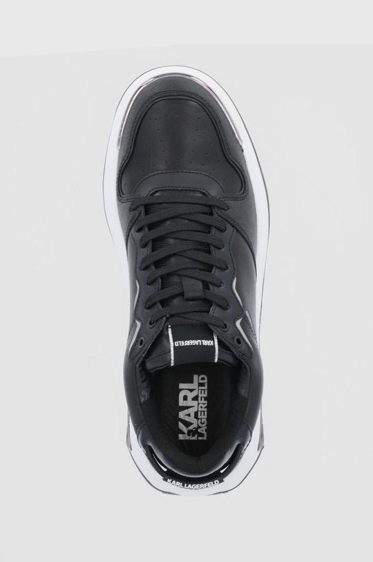 czarny Karl Lagerfeld - Buty Elektro