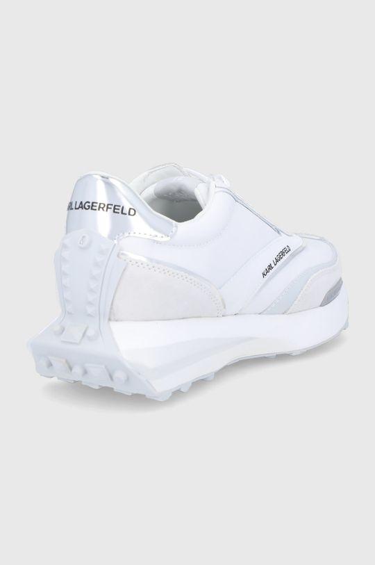 Karl Lagerfeld - Buty Cholewka: Materiał tekstylny, Skóra naturalna, Wnętrze: Materiał syntetyczny, Podeszwa: Materiał syntetyczny