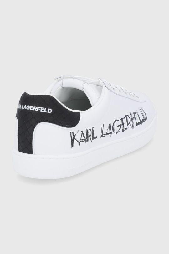 Karl Lagerfeld - Buty Cholewka: Skóra naturalna, Wnętrze: Materiał syntetyczny, Podeszwa: Materiał syntetyczny