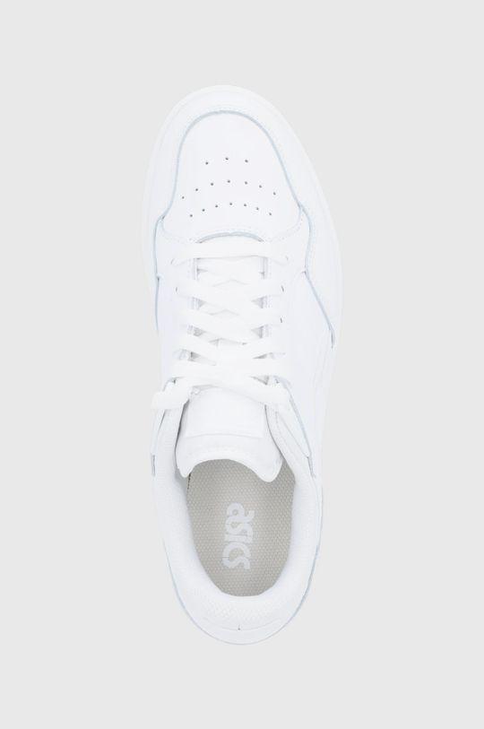 biały Asics - Buty skórzane Skycourt