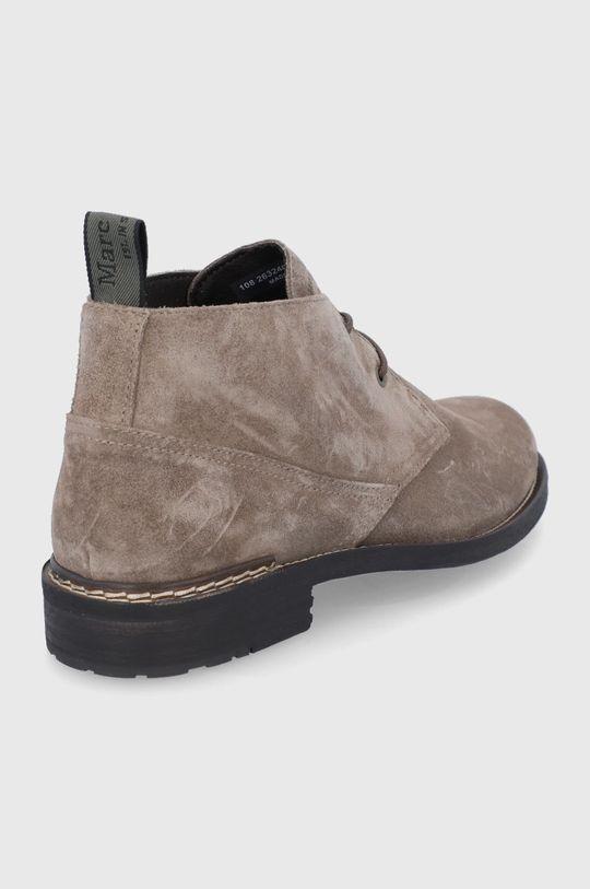 Marc O'Polo - Semišové boty  Svršek: Semišová kůže Vnitřek: Umělá hmota, Textilní materiál Podrážka: Umělá hmota