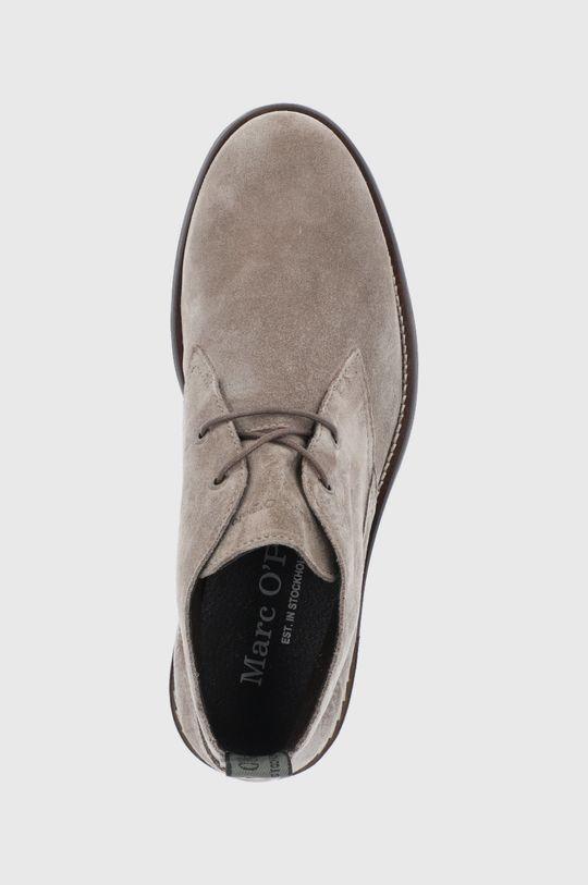 béžová Marc O'Polo - Semišové boty