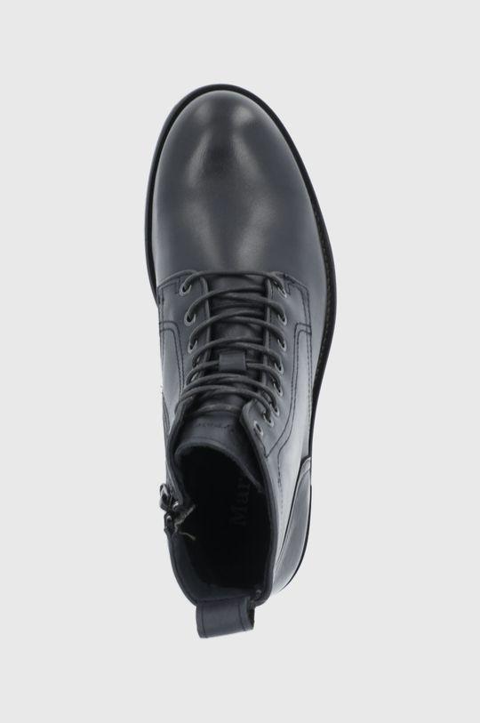 černá Marc O'Polo - Kožené boty