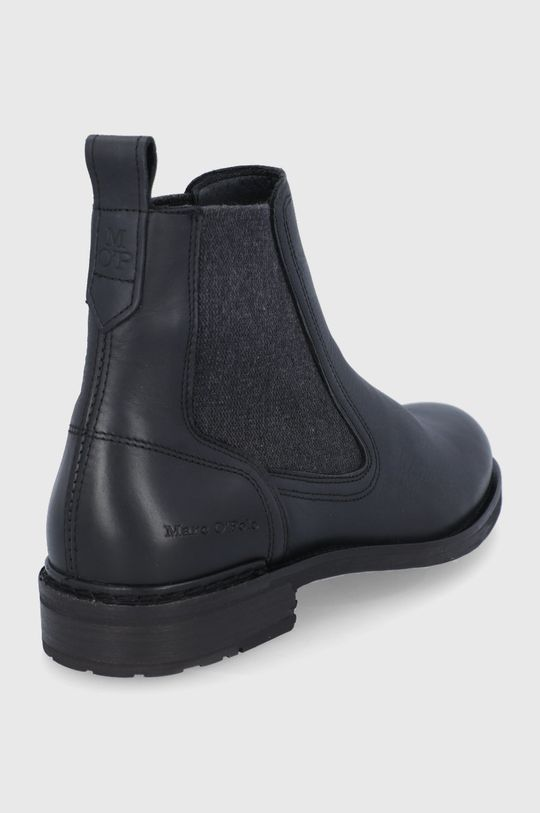 Marc O'Polo - Kožené kotníkové boty  Svršek: Přírodní kůže Vnitřek: Umělá hmota, Textilní materiál Podrážka: Umělá hmota