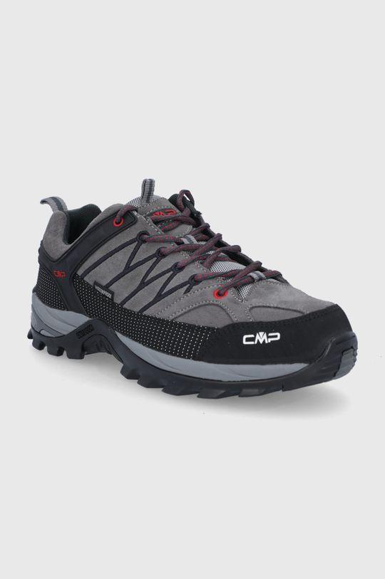 CMP - Buty Rigel Low Trekking szary