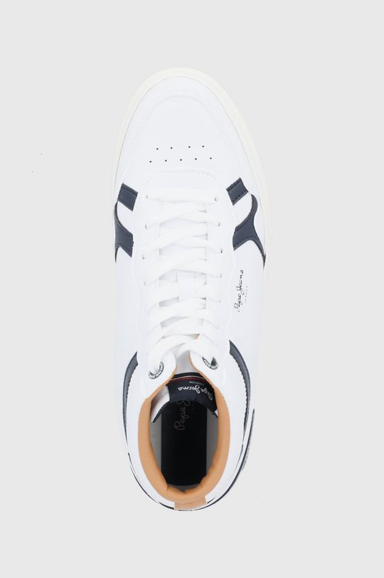 biały Pepe Jeans - Buty Kenton Britt Boot