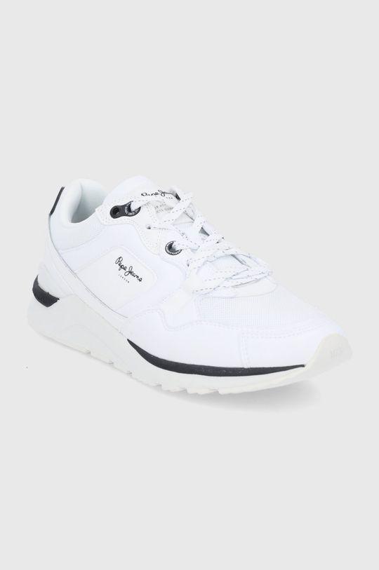 Pepe Jeans - Buty X20 biały
