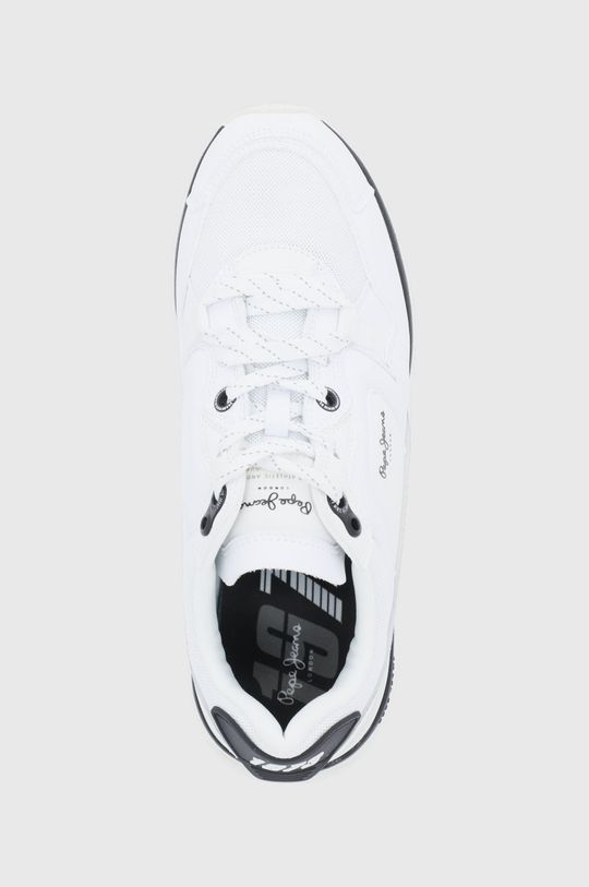 biały Pepe Jeans - Buty X20