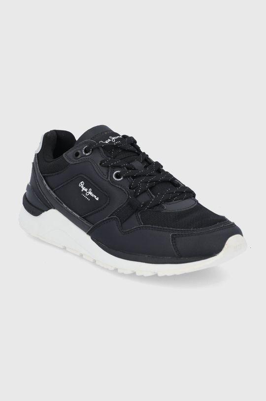 Pepe Jeans - Buty X20 czarny