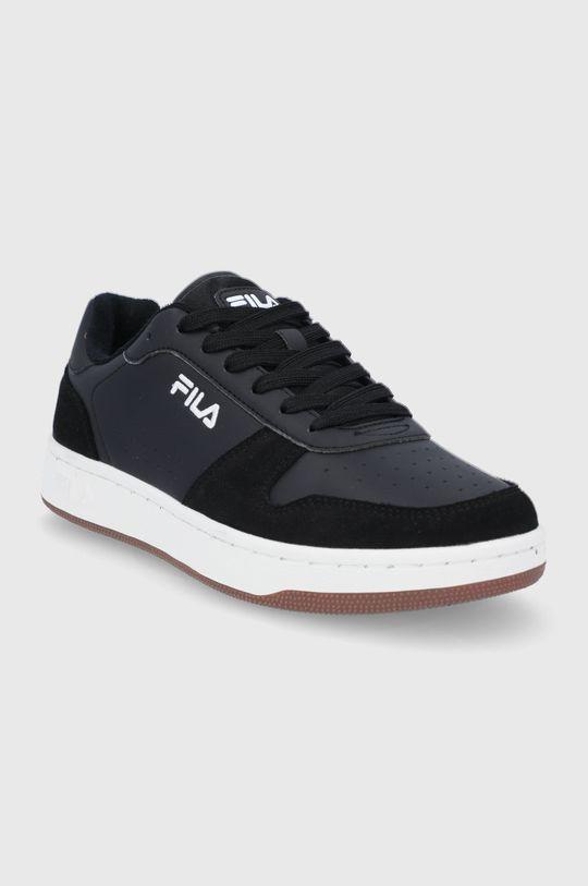 Fila - Topánky Netforce II low čierna