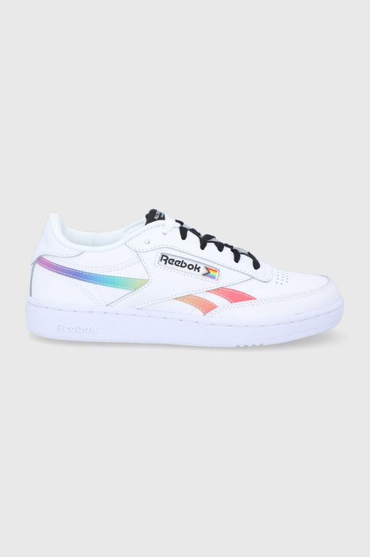 fehér Reebok Classic - Bőr cipő Club C Revenge Uniszex
