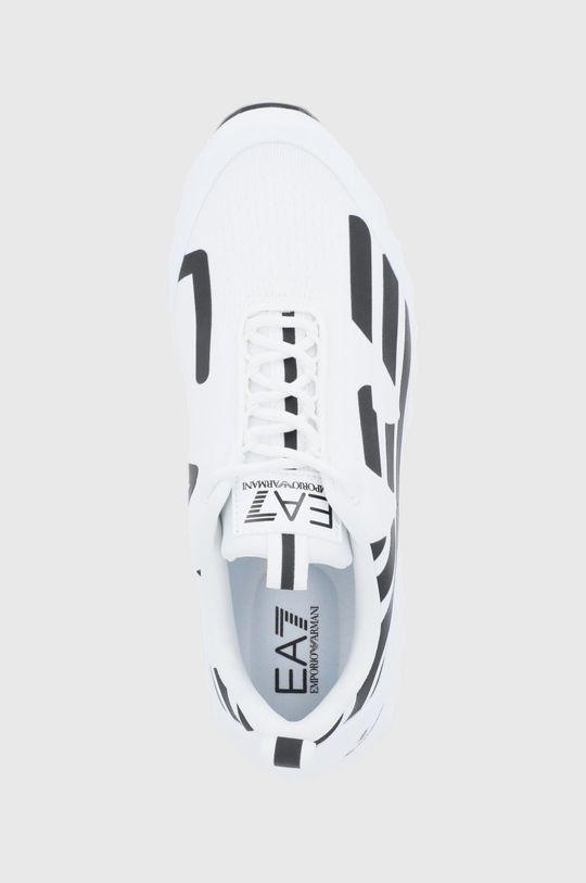 biela EA7 Emporio Armani - Topánky