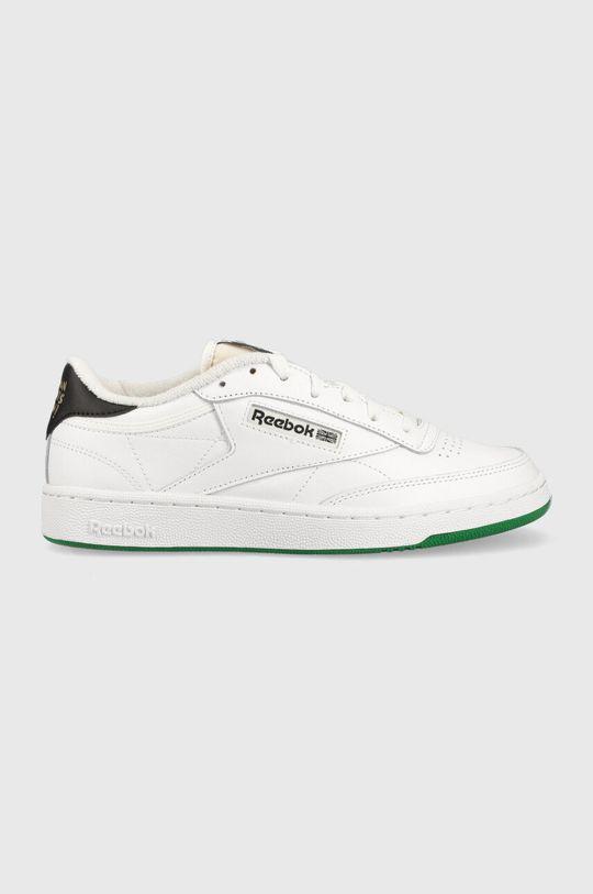 Reebok Classic - Buty Club C 85 biały