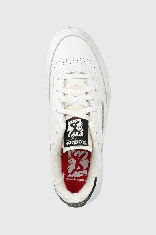 biały Reebok Classic - Buty Club C 85
