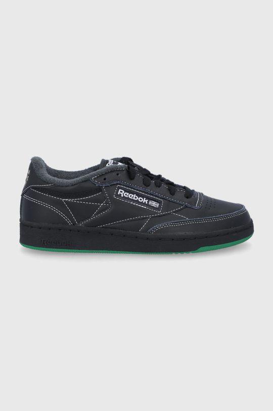 negru Reebok Classic - Pantofi Club C 85 Unisex