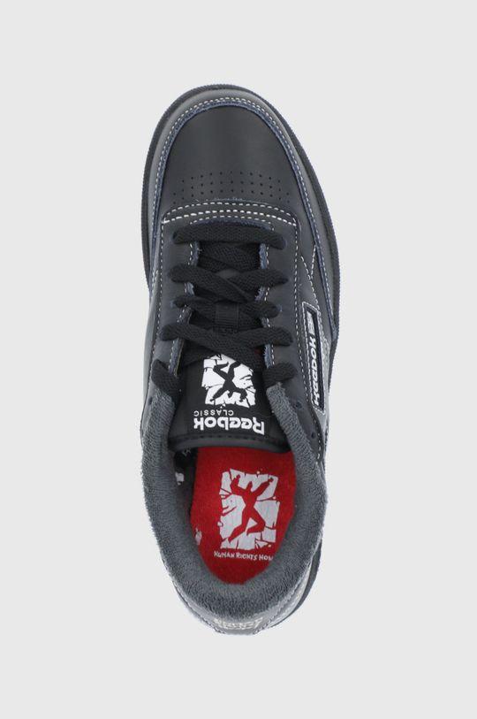 negru Reebok Classic - Pantofi Club C 85