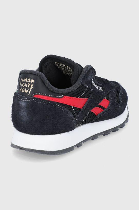 Reebok Classic - Pantofi CL Lether  Gamba: Material textil, Piele intoarsa Interiorul: Material textil Talpa: Material sintetic