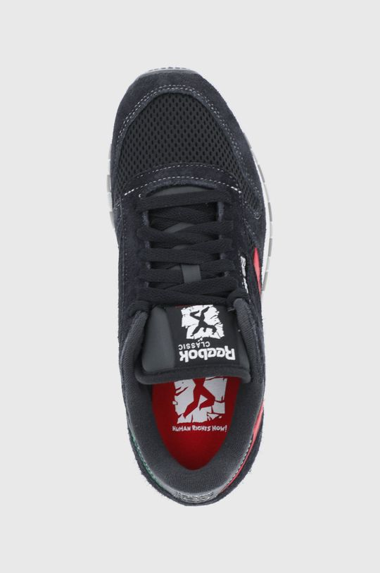negru Reebok Classic - Pantofi CL Lether