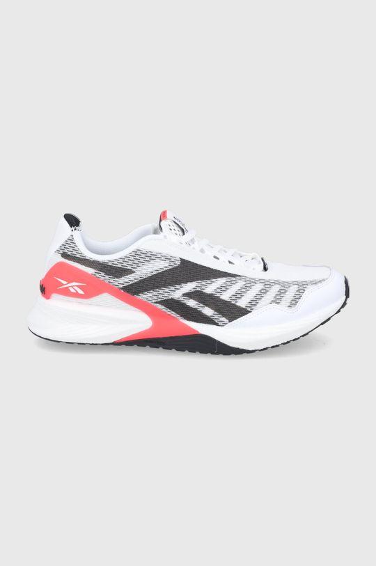biały Reebok - Buty Speed 21 Unisex