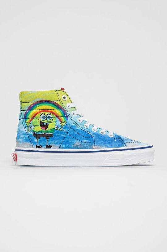 vícebarevná Vans - Kecky x Spongebob Unisex