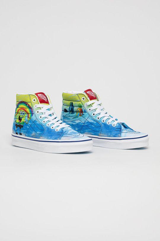 Vans - Kecky x Spongebob vícebarevná
