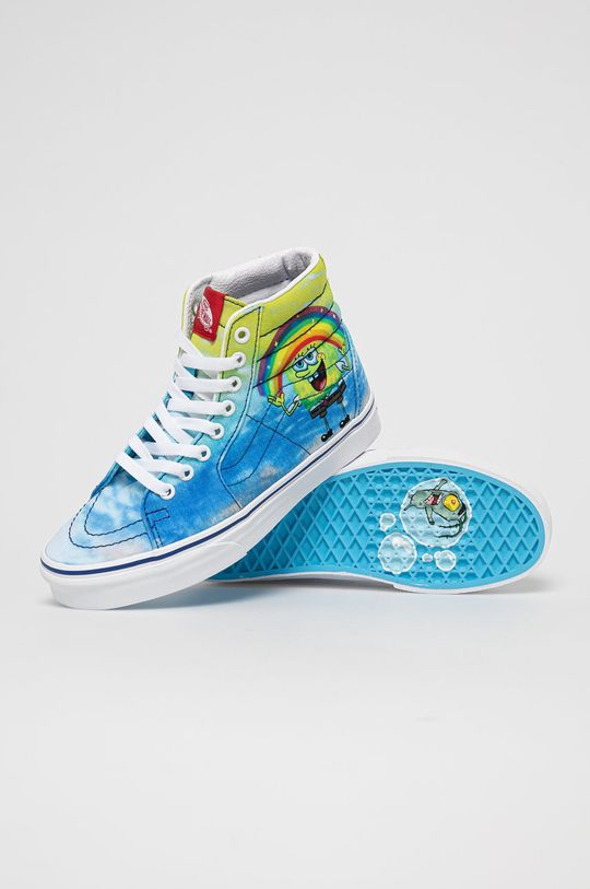vícebarevná Vans - Kecky x Spongebob