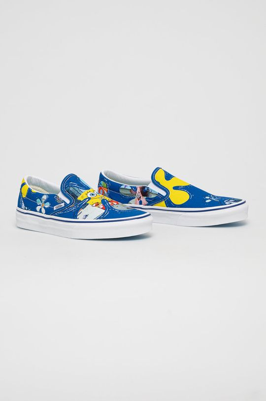 Vans - Tenisówki x Spongebob niebieski
