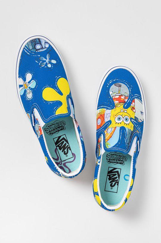niebieski Vans - Tenisówki x Spongebob