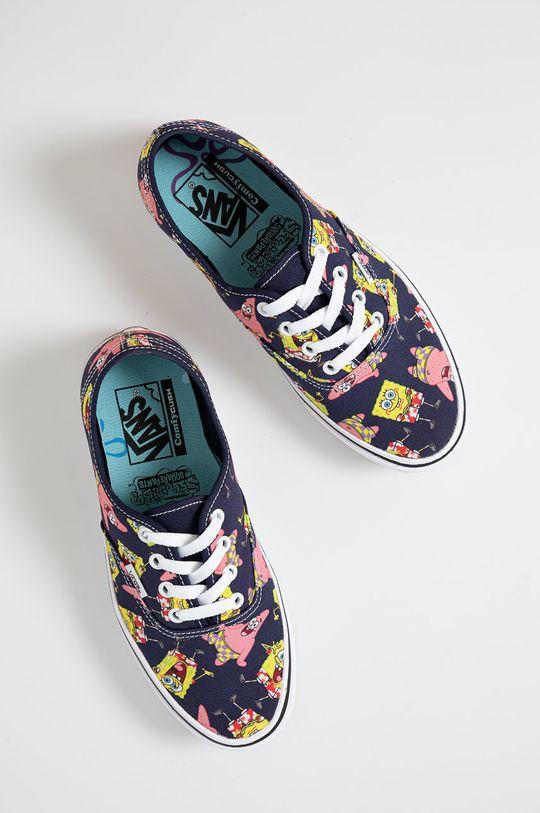 multicolor Vans - Tenisówki x Spongebob