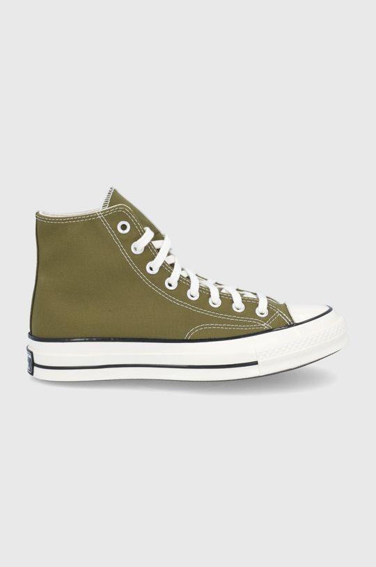 brudny zielony Converse - Trampki Unisex