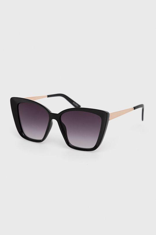 czarny Aldo - Okulary przeciwsłoneczne Acorewia Damski
