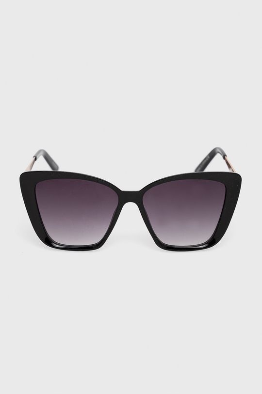 Aldo - Okulary przeciwsłoneczne Acorewia czarny