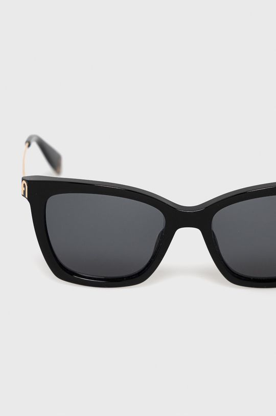 Furla - Slnečné okuliare čierna