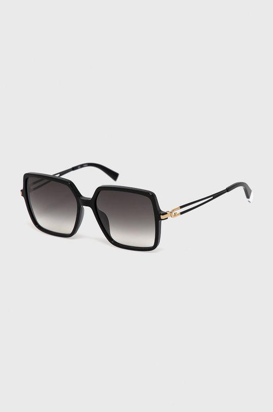 czarny Furla - Okulary przeciwsłoneczne Damski