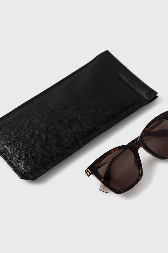 Furla - Sluneční brýle  100% Plast